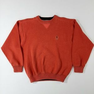 Vintage Tommy Hilfiger Men's Sweater Size:L